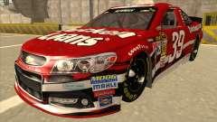 Chevrolet SS NASCAR No. 39 Quicken Loans for GTA San Andreas