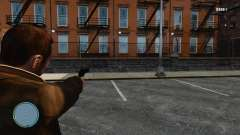 Crosshair Call of Juarez: Bound in Blood for GTA 4