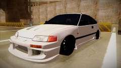 Honda CRX JDM Style