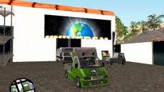 Gazelle Tow Truck