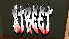 Graffity mod for GTA San Andreas