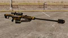 The Barrett M82 sniper rifle v11