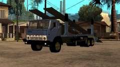 KAMAZ Truck 43085