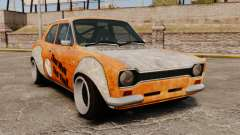 Ford Escort Mk1 Rust Rod for GTA 4