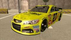 Chevrolet SS NASCAR No. 27 Menards for GTA San Andreas