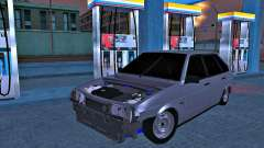 VAZ 2109 Broken for GTA San Andreas