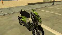 Yamaha Aerox for GTA San Andreas