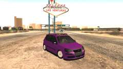 Volkswagen German Polo for GTA San Andreas