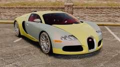 Bugatti Veyron Gold Centenaire 2009