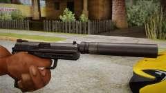 USP45 with silencer