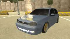 Volkswagen Golf MK4 Gti Eurolook for GTA San Andreas
