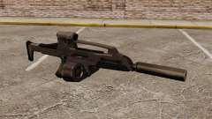 HK XM8 assault rifle v2 for GTA 4