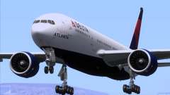 Boeing 777-200ER Delta Air Lines