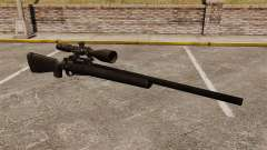 The M24 sniper rifle