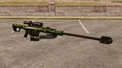 The Barrett M82 sniper rifle v4