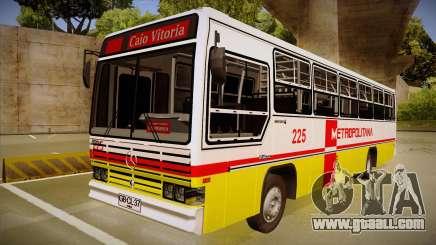Caio Vitoria MB OF 1318 Metropolitana for GTA San Andreas