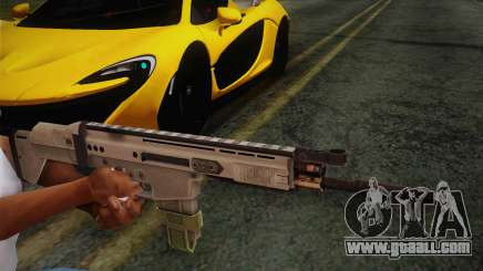 FN Scar for GTA San Andreas