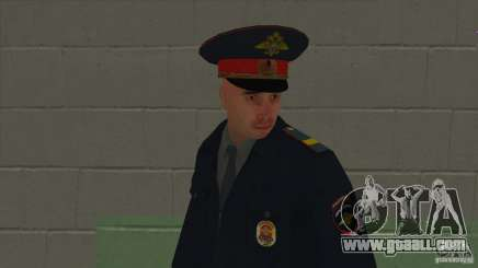 Police Sergeant for GTA San Andreas
