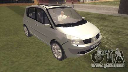 Renault Scenic 2 for GTA San Andreas