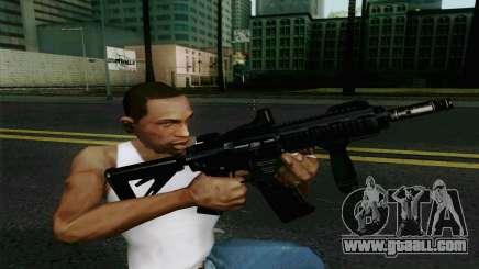 MK107 PDW for GTA San Andreas