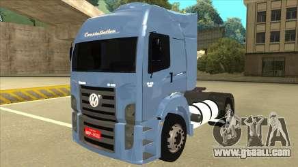 Volkswagen Constellation 19.320 Titan for GTA San Andreas