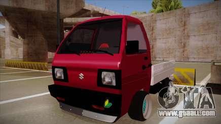 Suzuki Carry Drift Style for GTA San Andreas