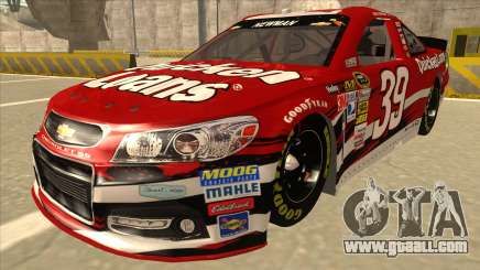 Chevrolet SS NASCAR No. 39 Quicken Loans for GTA San Andreas