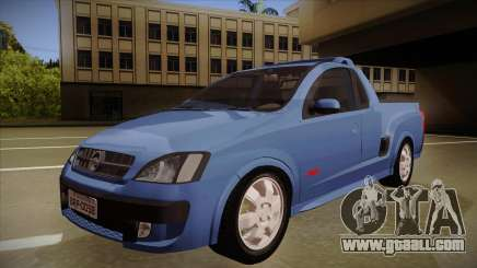 Chevrolet Montana Sport 2008 for GTA San Andreas