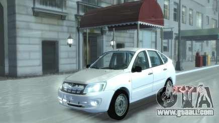 Lada Granta Hatch - VAZ 2191 for GTA 4