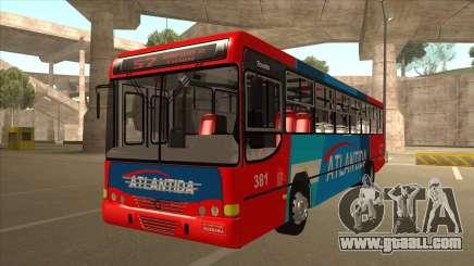 Marcopolo Torino G6 Linea 57 Atlantida for GTA San Andreas