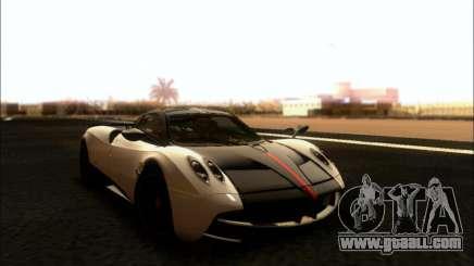Pagani Huayra Cinque for GTA San Andreas