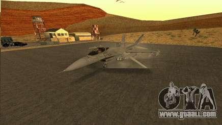 Hydra GTA V for GTA San Andreas