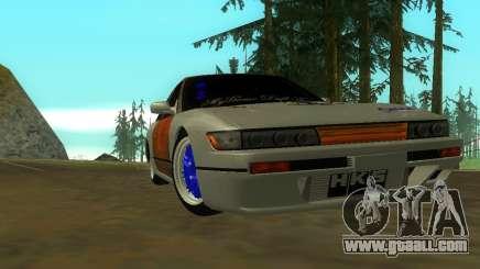 Nissan Silvia S13 MGDT for GTA San Andreas