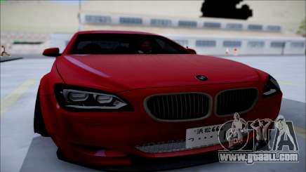 BMW 750 Li Vip Style for GTA San Andreas