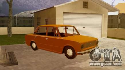 Vaz 21011 Drain for GTA San Andreas