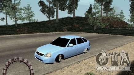 VAZ-2172 for GTA San Andreas
