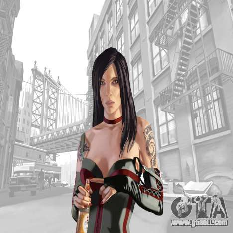 Loading screens, The Lost and Damned for GTA 4