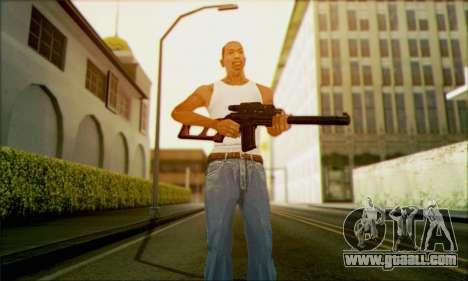 VSS Vintorez-Tactical for GTA San Andreas