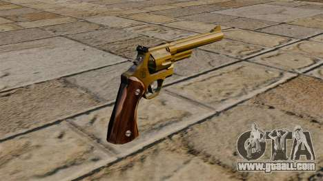 S&W M29 revolver 44Magnum. for GTA 4 second screenshot