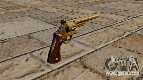S&W M29 revolver 44Magnum. for GTA 4 second screenshot
