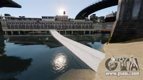 Bohan-Dukes Off Road Track for GTA 4 seventh screenshot