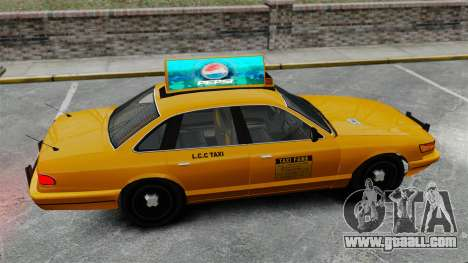 Real advertising on taxis and buses for GTA 4 tenth screenshot