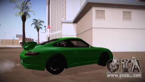 Porsche 911 TT Ultimate Edition for GTA San Andreas right view