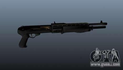Shotgun Half-life for GTA 4 third screenshot