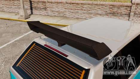 Extreme Spoiler Adder 1.0.7.0 for GTA 4 tenth screenshot