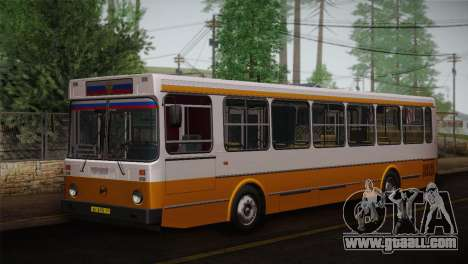 LIAZ 5256.00 Skin 3-Pack for GTA San Andreas upper view
