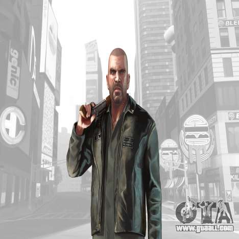 Loading screens, The Lost and Damned for GTA 4 second screenshot