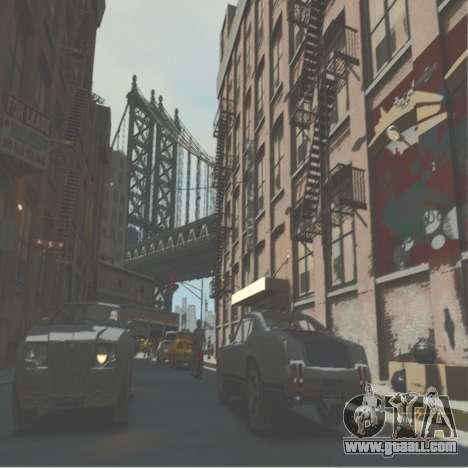 Color boot screen for GTA 4 second screenshot
