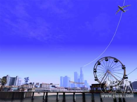 SA_RaptorX v2.0 for weak PC for GTA San Andreas second screenshot