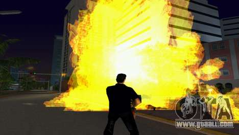 New graphical effects v.2.0 for GTA Vice City forth screenshot